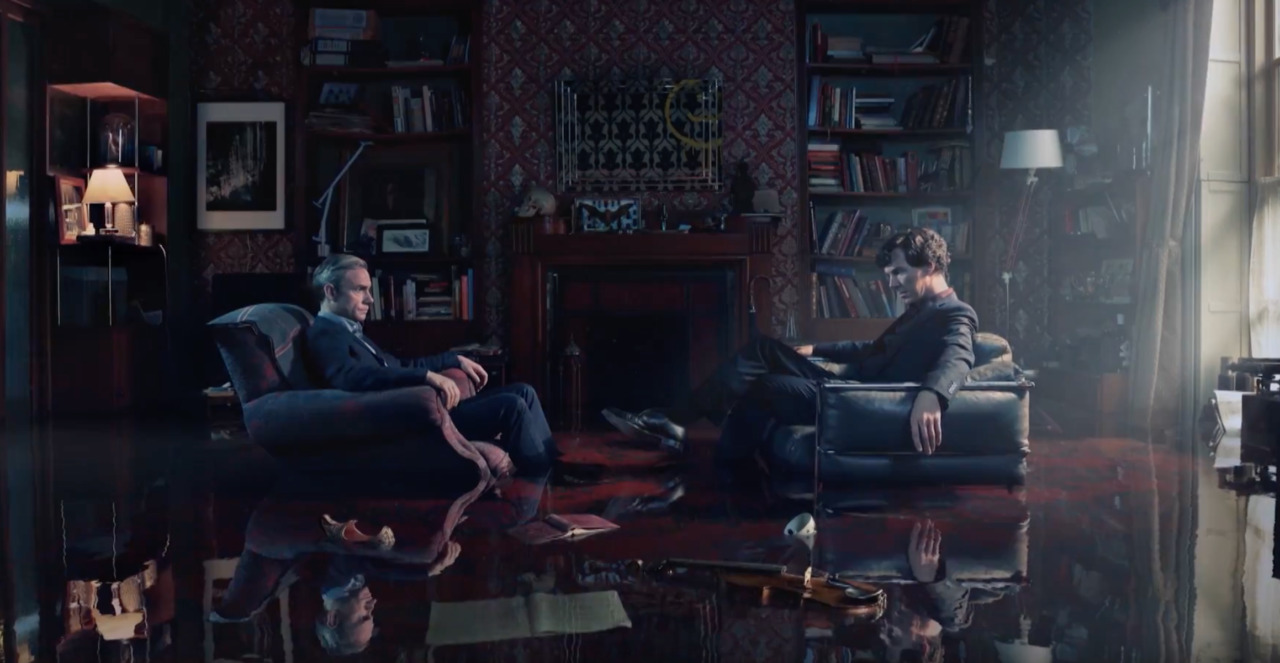 It's Not a Game Anymore: SHERLOCK Gets a New Short but Ominous Teaser