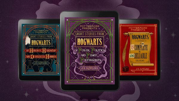 Pottermore Presents Short Stories from Hogwarts