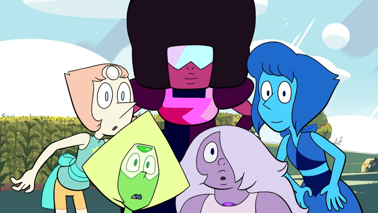 New Steven Universe Adventure Time And More On Cartoon Network In