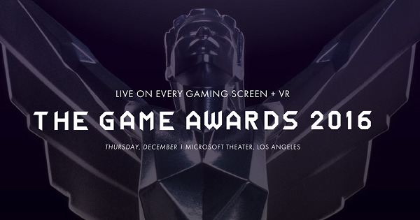 Here Are Your Nominations for The Game Awards 2016