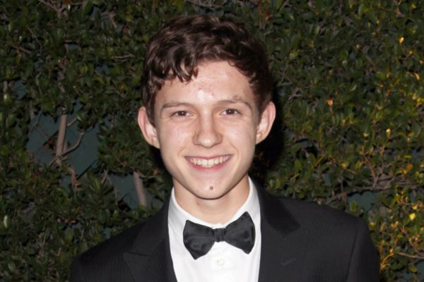 Real Life Superhero Tom Holland Visits NY Hospital As Spider-Man!