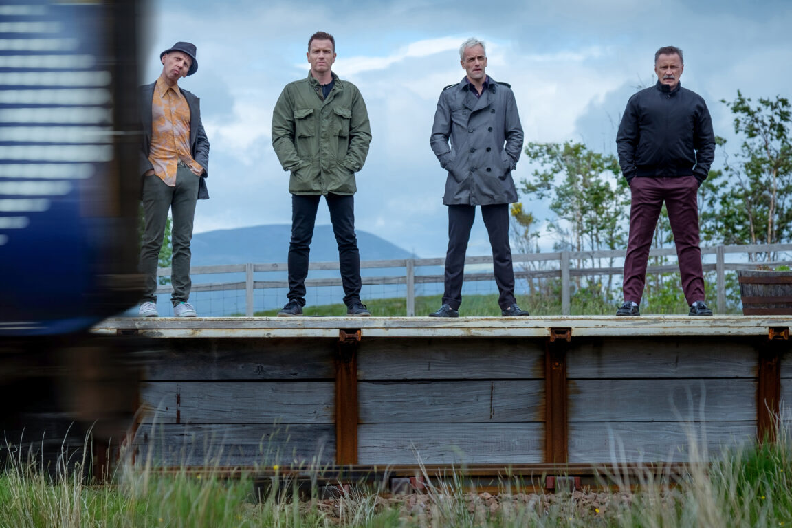 TRAINSPOTTING 2 Trailer is Here and it Looks Fantastic