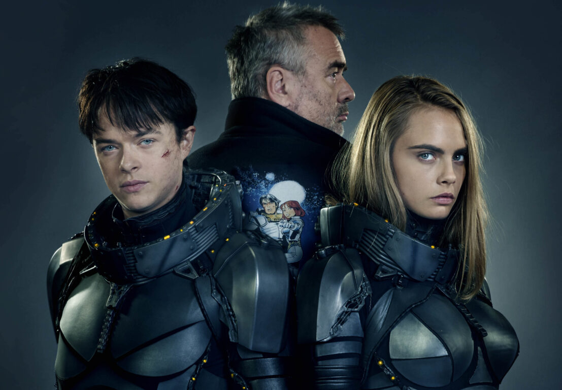 VALERIAN AND THE CITY OF A THOUSAND PLANETS Finally Has a Trailer