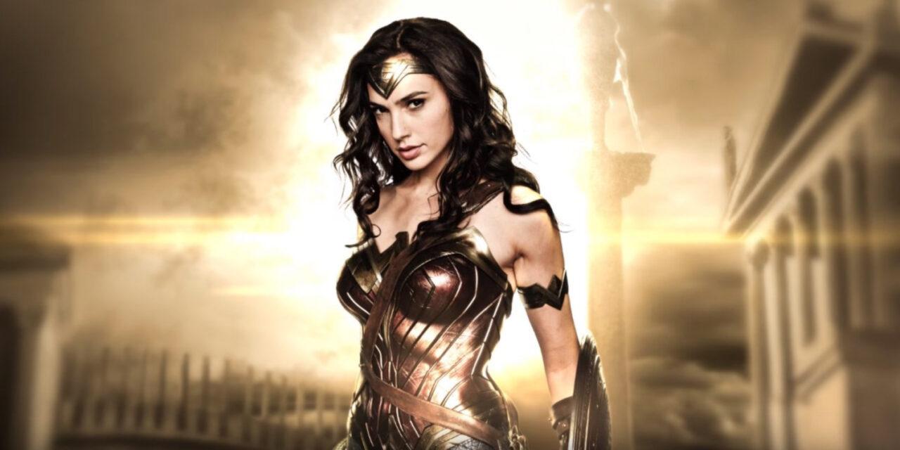 New Teaser Trailer for New Wonder Woman Trailer!