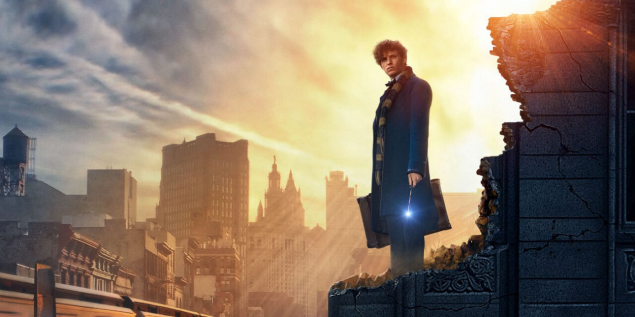 J.K. Rowling Has Started the Script for FANTASTIC BEASTS 3