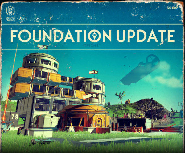NO MAN'S SKY: The Foundation Update
