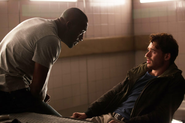 Movie Review- THE TAKE or BASTILLE DAY starring Idris Elba and Richard Madden