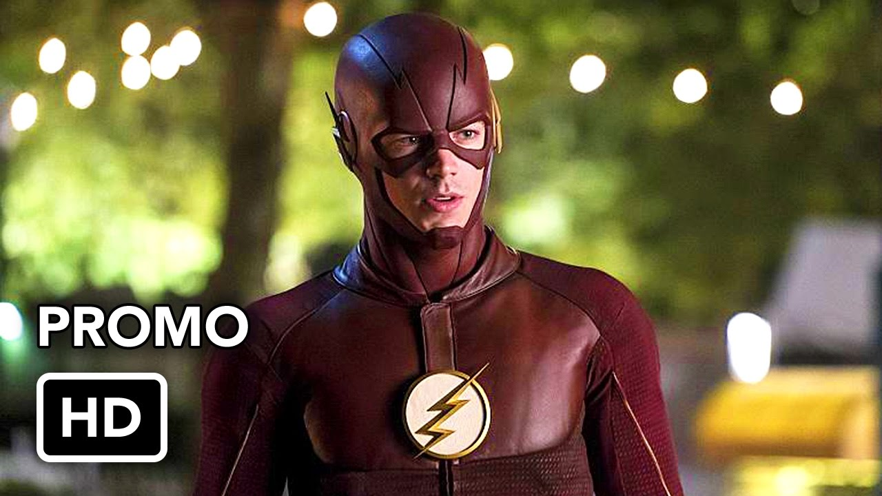 Sneak Peek at The Flash 'Shade' Sees Wally West Turning Into Kid Flash