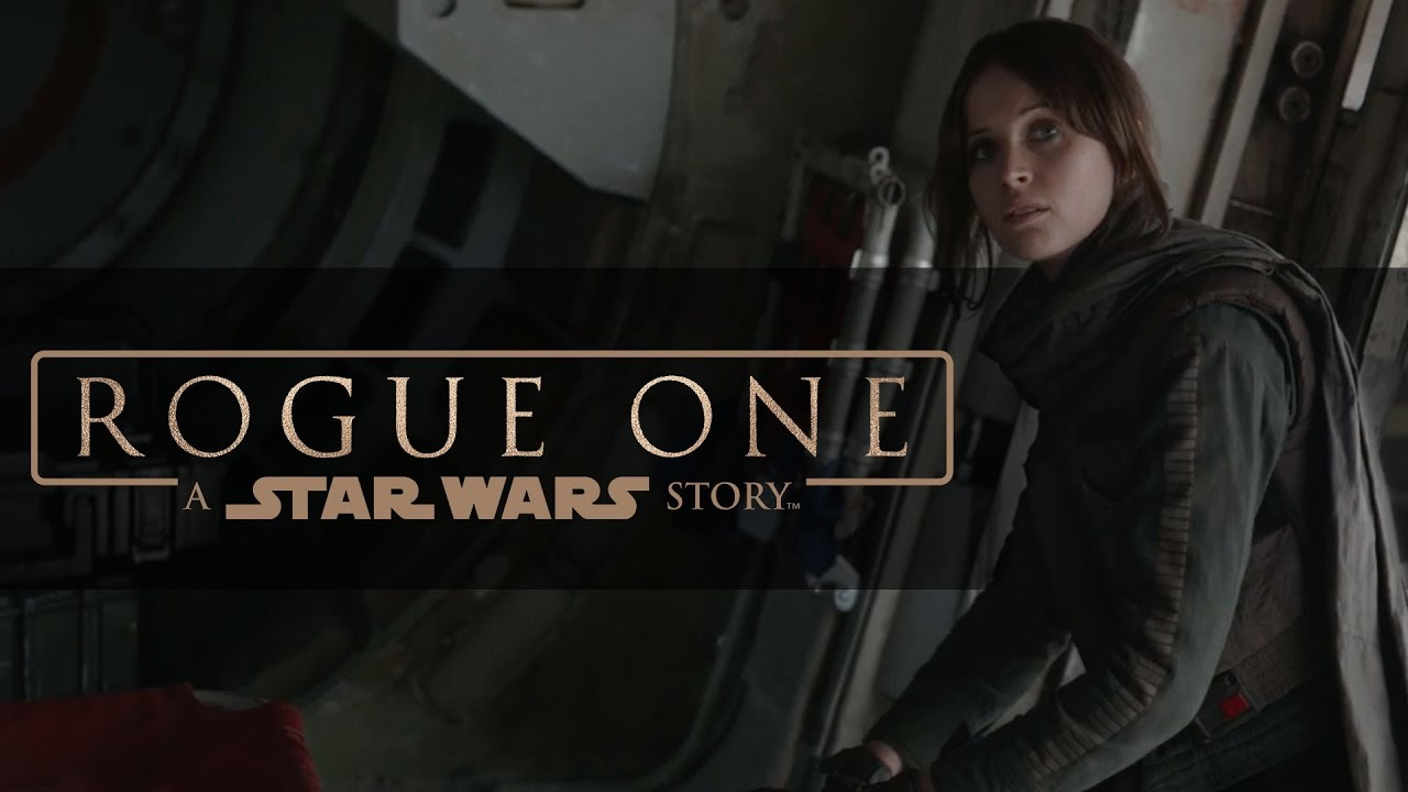 """Final ROGUE ONE: A STAR WARS STORY Trailer Asks You to """"Take Hold of This Moment"""""""