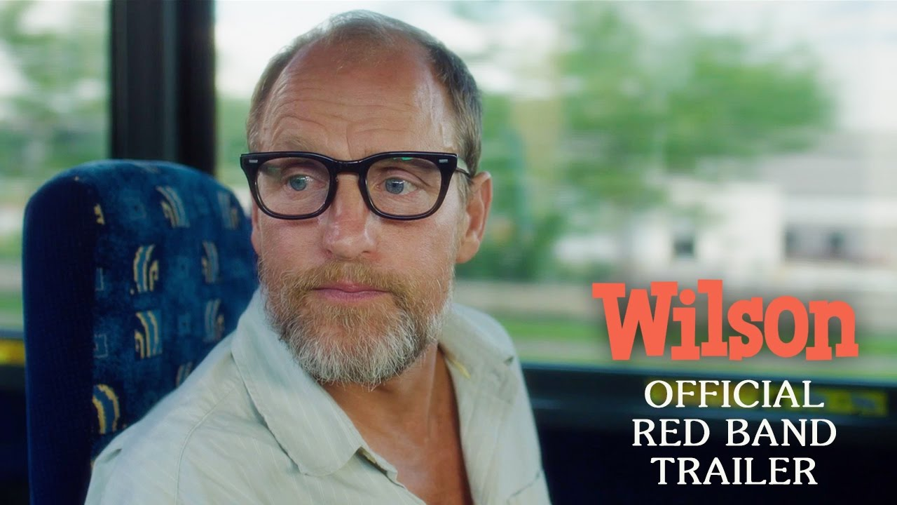 'Wilson' Trailer Proves Woody Harrelson is Best at His Worst
