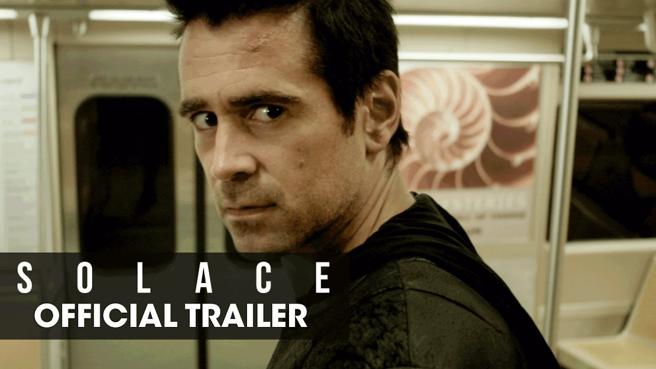 Anthony Hopkins and Colin Ferrell Battle Wits in 'Solace' Trailer