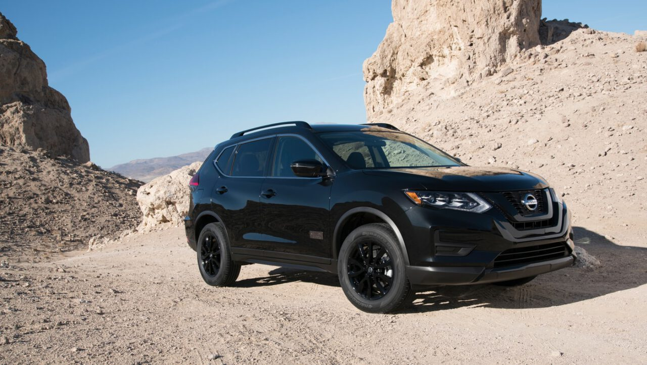 Here it Is: The Nissan Rogue One!