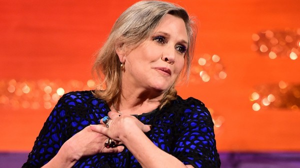 Here Are A Few Of My Favorite Carrie Fisher Interviews – Claudia Dolph