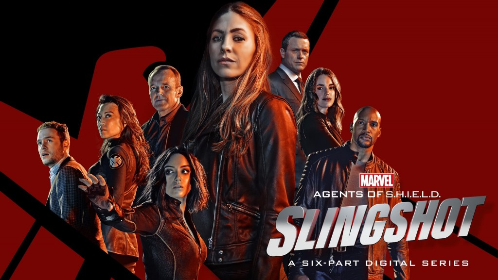Watch All 6 Episodes of the AGENTS OF SHIELD Digital Series, SLINGSHOT