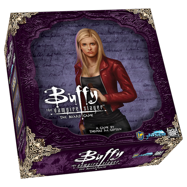 Buffy the Vampire Slayer The Board Game is a BtVS Fandom Dream