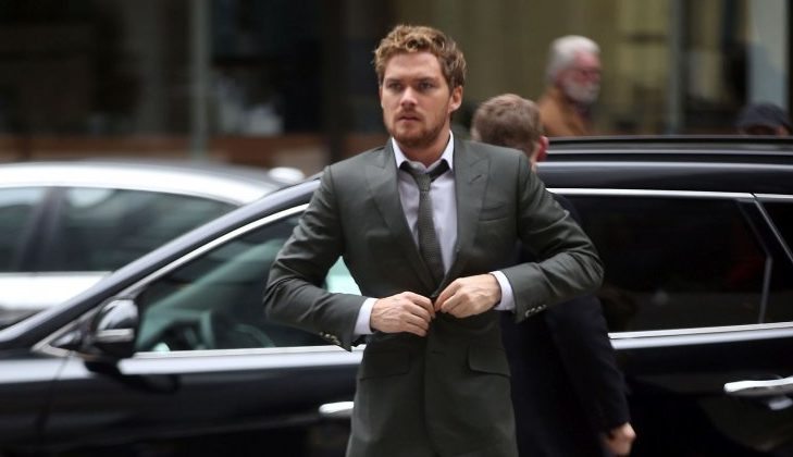 IRON FIST Danny Rand Looks Dapper and Wealthy in New Photos