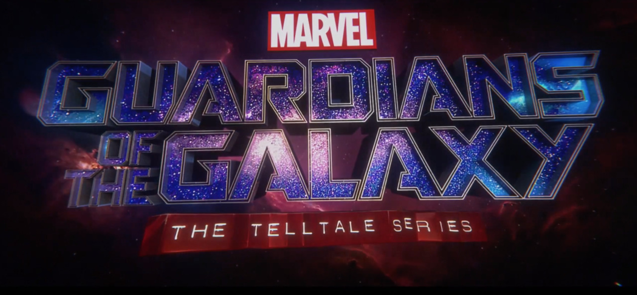 GUARDIANS OF THE GALAXY is Getting the Telltale Game Treatment