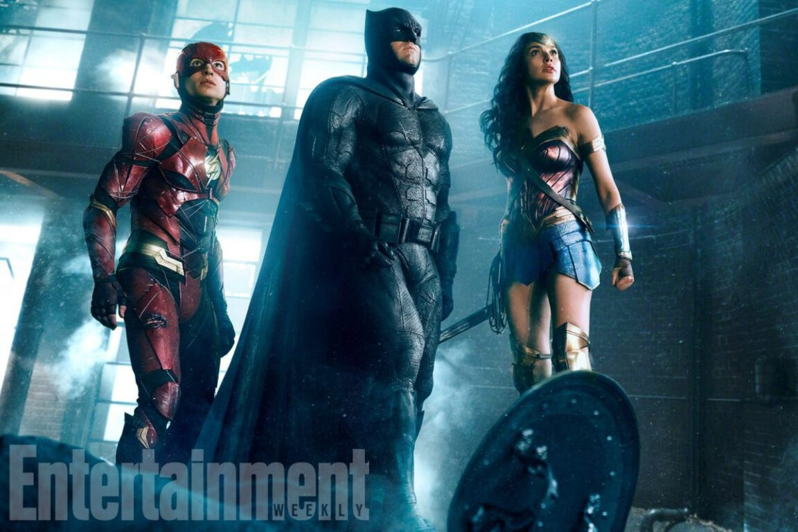 Zack Synder Shares a Behind-the-Scenes Tease of Batman being Batman in JUSTICE LEAGUE
