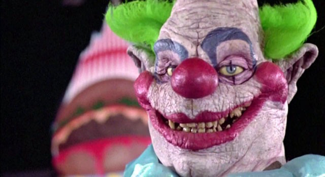 The 10 Ten Creepy Clown Movies