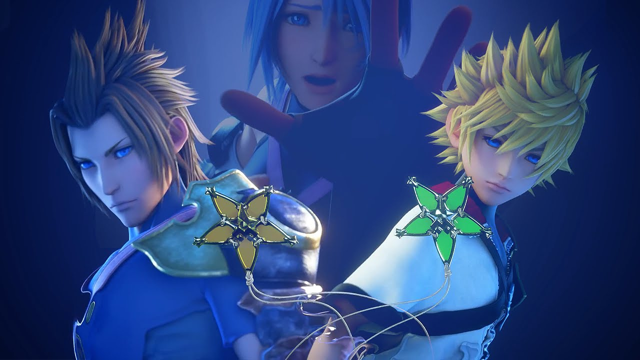 New Trailer for KINGDOM HEARTS 2.8 Takes a Deep Dive Into Story