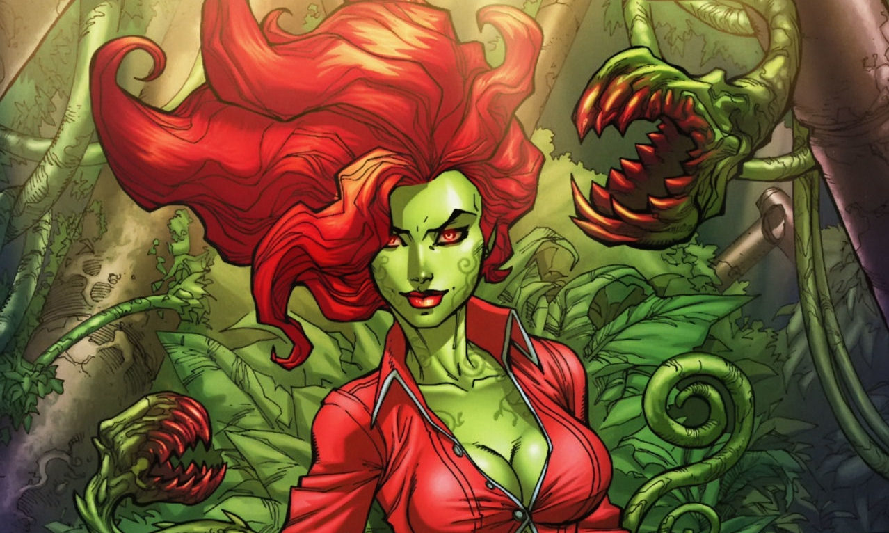 RUMOR: GOTHAM CITY SIRENS Could See Megan Fox as Poison Ivy