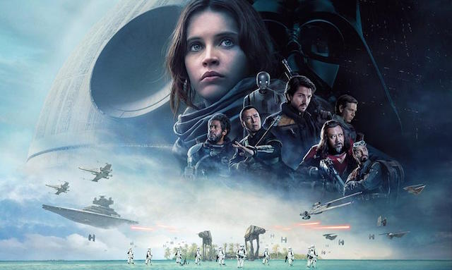 Trilogy Spoilers! Podcast – ROGUE ONE