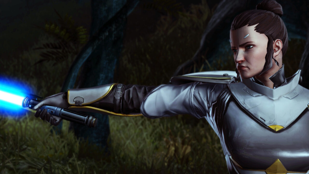 STAR WARS: THE OLD REPUBLIC is Turning 5 and Wants to Give You Presents