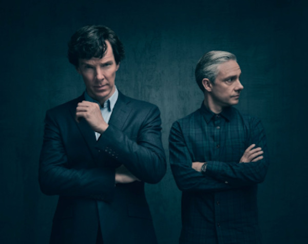 Cast and Creators Comment on Upcoming SHERLOCK Series 4