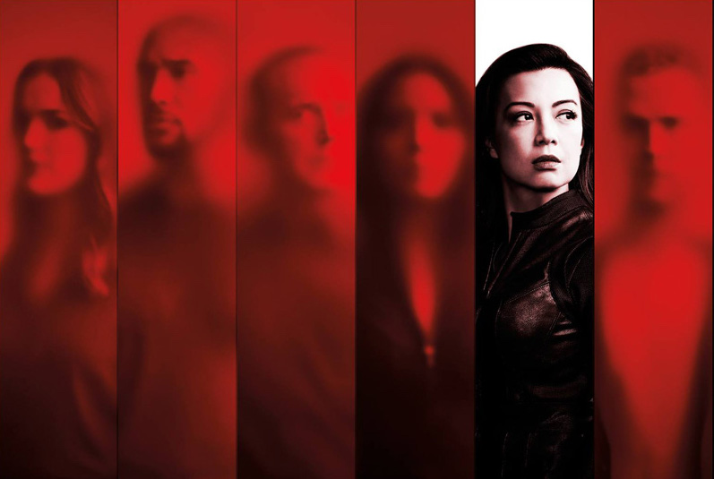 """AIDA Makes Some Upgrades in this Clip from AGENTS OF SHIELD """"Broken Promises"""""""
