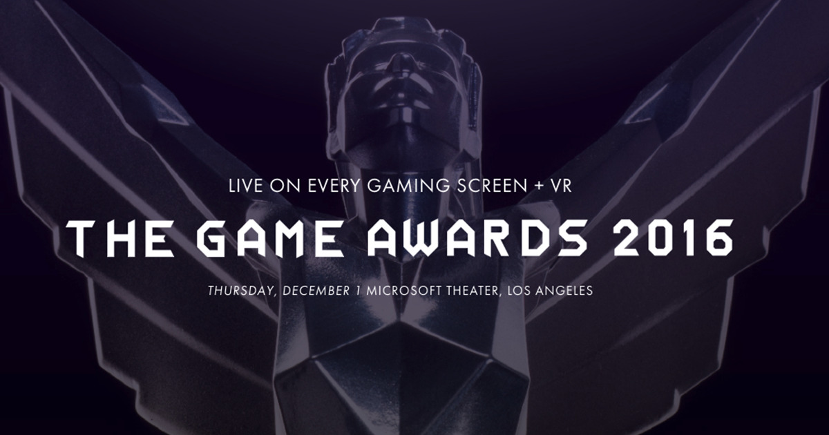 Here Are Your Winners of The Game Awards 2016