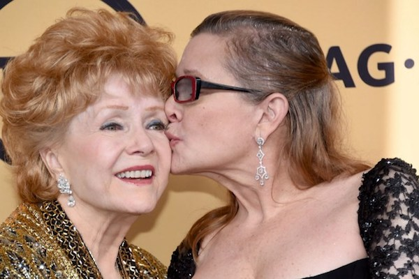 Public Memorial Set for Carrie Fisher and Debbie Reynolds