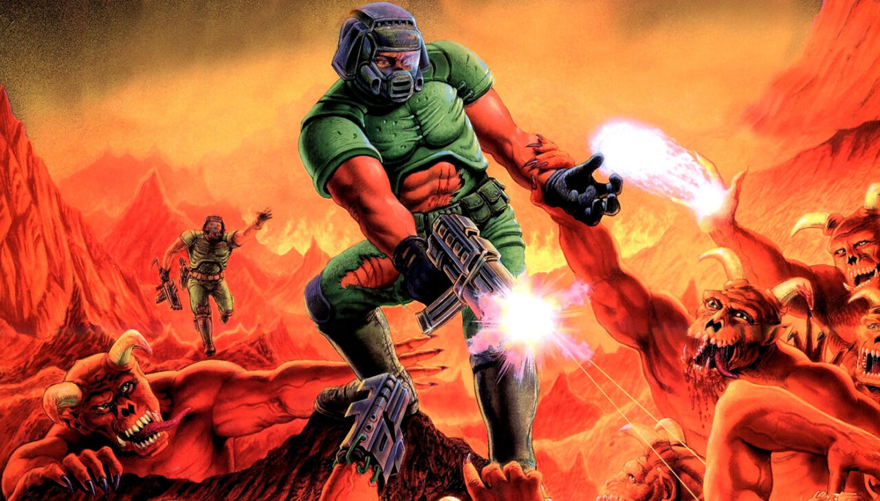You Want a Documentary About DOOM?  Your Wish is Being Granted
