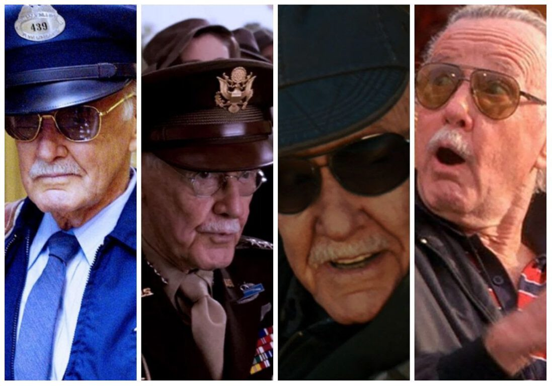 Stan Lee Cameo Compilation Will Really Take You Back