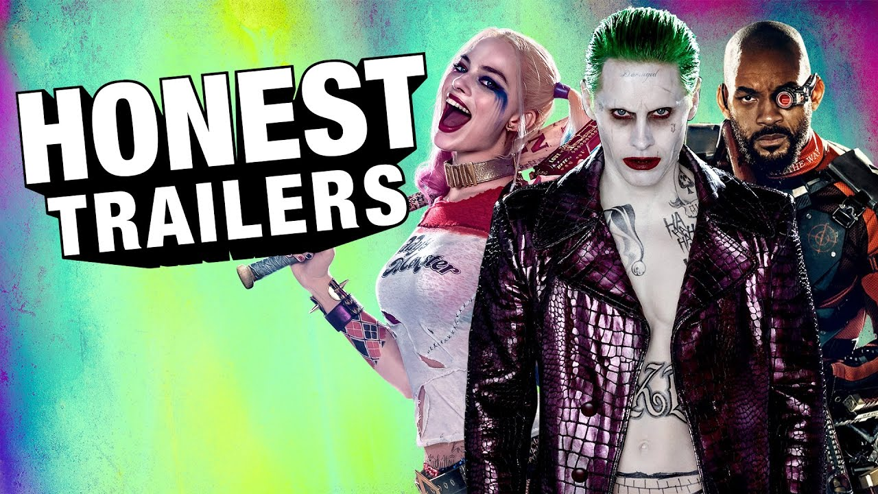 SUICIDE SQUAD is Brutalized in New HONEST TRAILERS