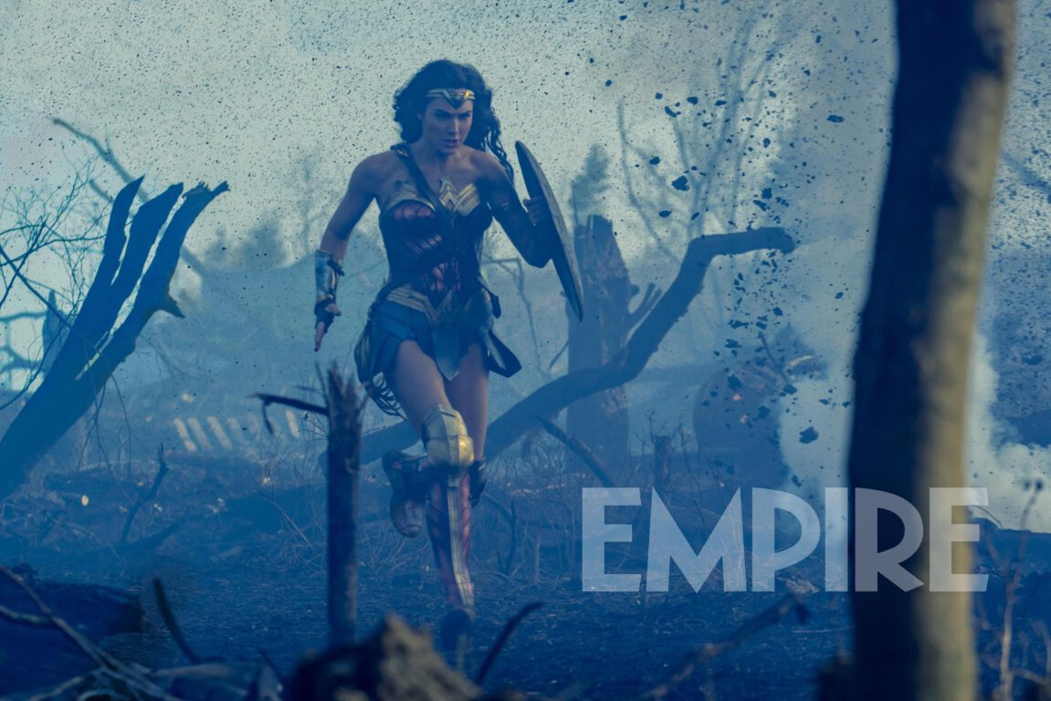 Actual Wonder Woman Gal Gadot Did Reshoots While Pregnant