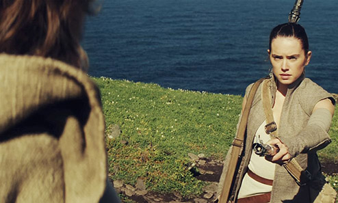 How Will Luke and Rey's Relationship Play Out in Star Wars Episode VIII?
