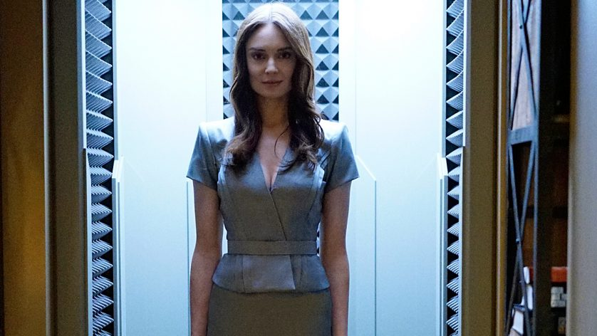 "Sneak Peek at AGENTS OF SHIELD ""The Patriot"" Shows Dr. Radcliffe's Big Plan"