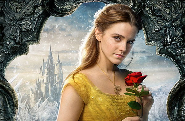 New BEAUTY AND THE BEAST Posters Are Pure Magic!
