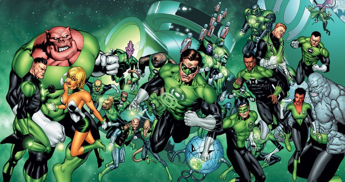 Finally, New Information Regarding the GREEN LANTERN Reboot