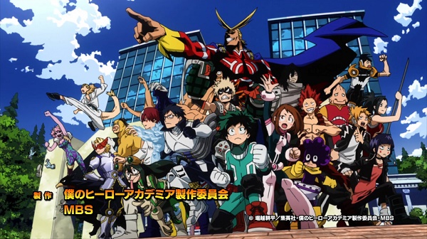 MY HERO ACADEMIA Recap: (S01E05) What I Can Do for Now