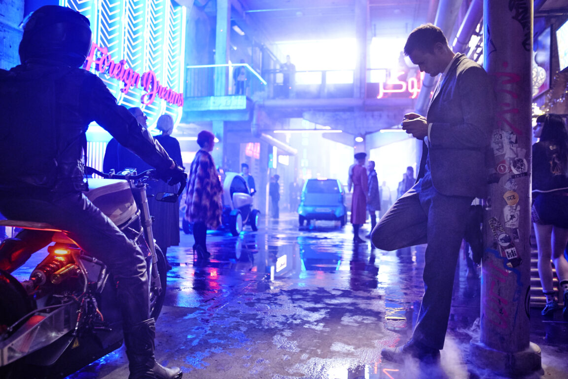 First Look at Duncan Jones' New Movie, MUTE
