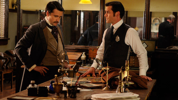 MURDOCH MYSTERIES Rewatch: (S02E02) Snakes and Ladders