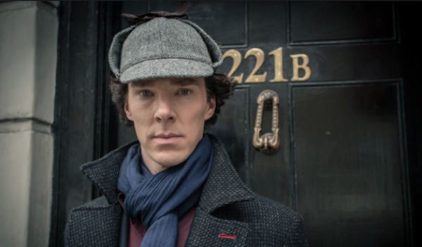Benedict Cumberbatch is Related to Sir Arthur Conan Doyle