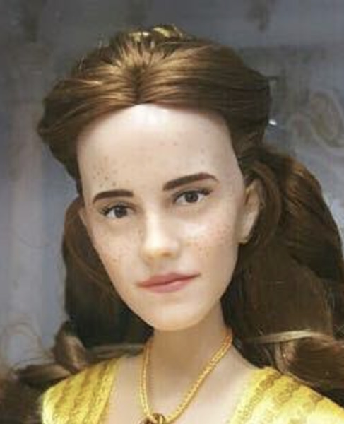 Emma Watson or Justin Bieber? Disney's New Belle Doll Gets Mixed Reviews