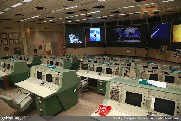 CBS Orders MISSION CONTROL Pilot from Author Andy Weir