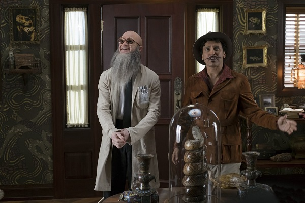 A SERIES OF UNFORTUNATE EVENTS Recap: (S01E03) The Reptile Room: Part One