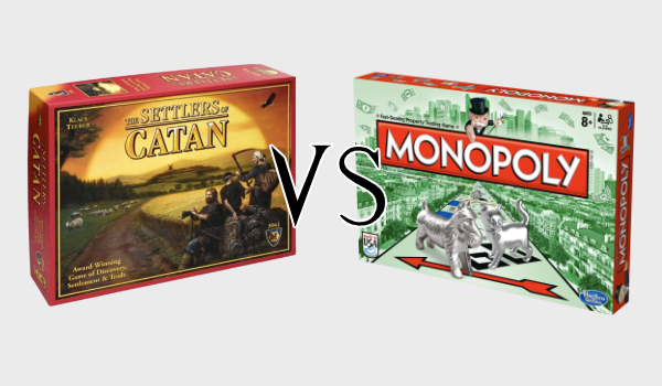 EW Readers: Settlers of Catan is NOT Monopoly!