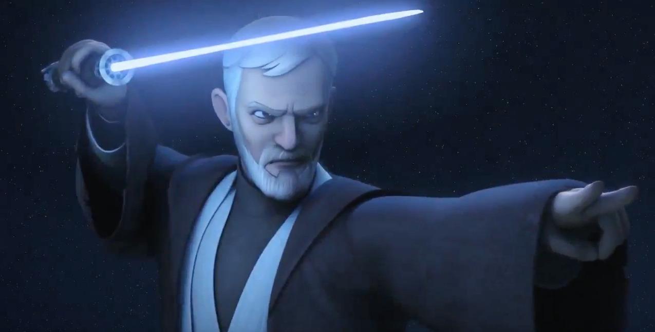 Obi-Wan Kenobi Makes an Appearance in the Latest STAR WARS REBELS Trailer