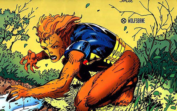 NEW MUTANTS Casts Two New Characters in Sunspot and Dr ... X Men Girl Power Form