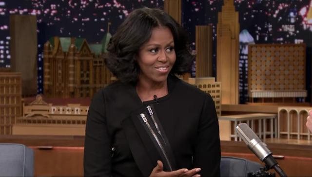 People Say Goodbye to the First Lady on The Tonight Show with Jimmy Fallon